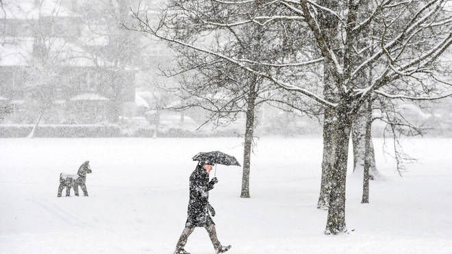 Parts of Scotland could see its coldest weather in years this week