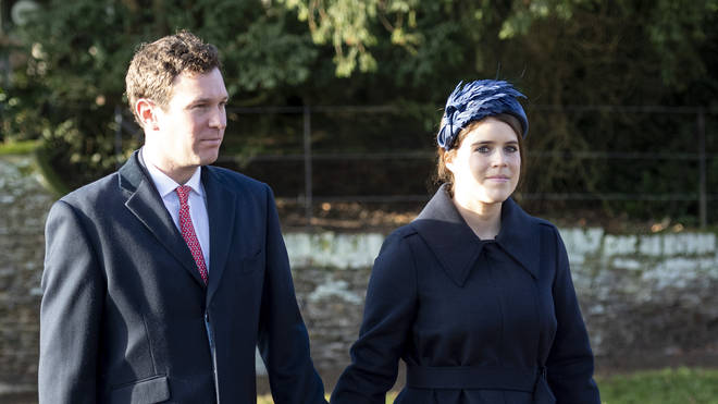 Princess Eugenie and Jack have been married since 2018