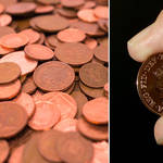 There are a number of rare 2p coins in circulation (stock images)