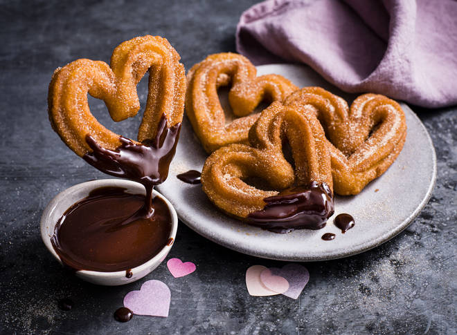 These incredible vegan churros are available to buy from M&S