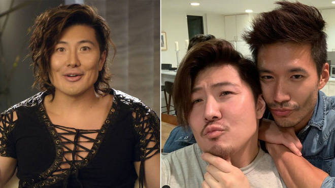 Guy Tang is a hairdresser that stars on Bling Empire