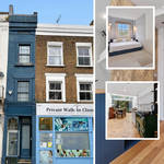Would you live in London's thinnest house?