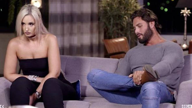 Elizabeth Sobinoff was matched with Sam Ball on Married at First Sight Australia