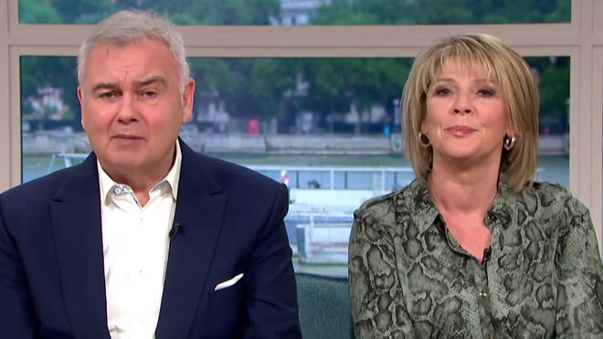 Ruth Langsford and Eamonn Holmes delighted fans with the news of their return