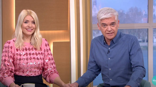 Holly and Phil will be taking the half term week off