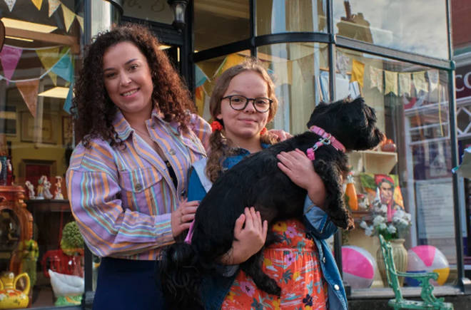 Dani Harmer will reprise her role as Tracy