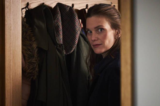 Liz White as Fiona Grayson in Unforgotten
