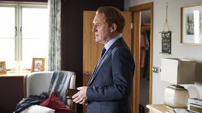 Daniel Flynn as Geoff Tomlinson in Unforgotten