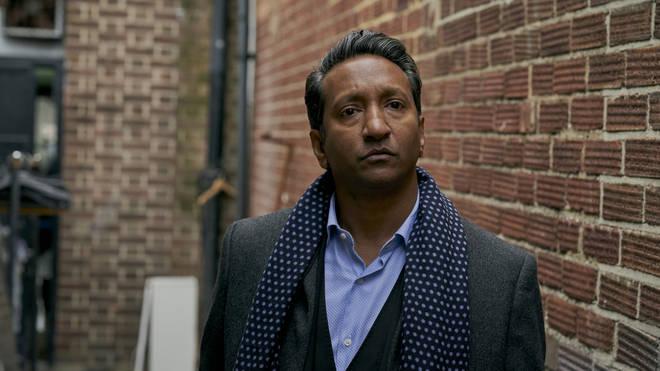Phaldut Sharma as Ram Sihdu in Unforgotten