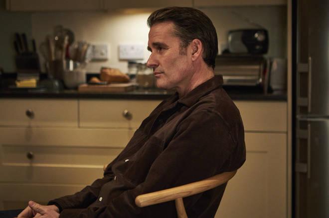 Alastair Mackenzie as DCI John Bentley in Unforgotten