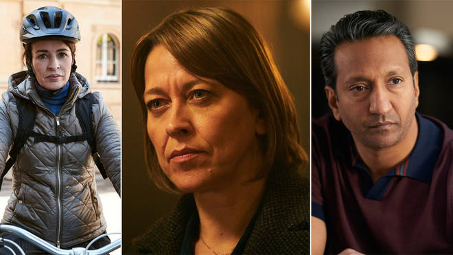 See the full cast of Unforgotten season 4