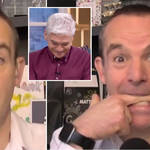 Martin Lewis appears to swear live on This Morning segment