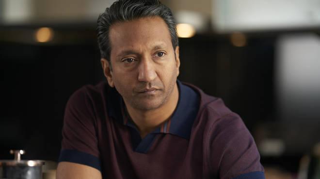 Ram Sihdu actor Phaldut Sharma lived just minutes away from the Unforgotten set in London