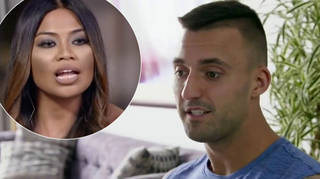 Nic Jovanovic split with Cyrell Paule on Married at First Sight Australia