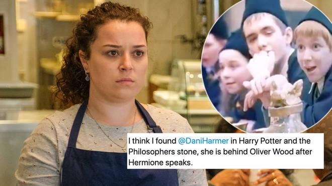 Dani Harmer appeared in Harry Potter