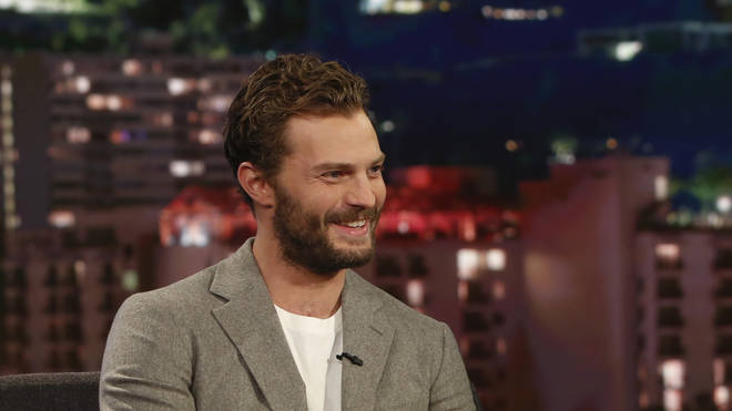Jamie revealed all during a chat with US TV host Jimmy Kimmel