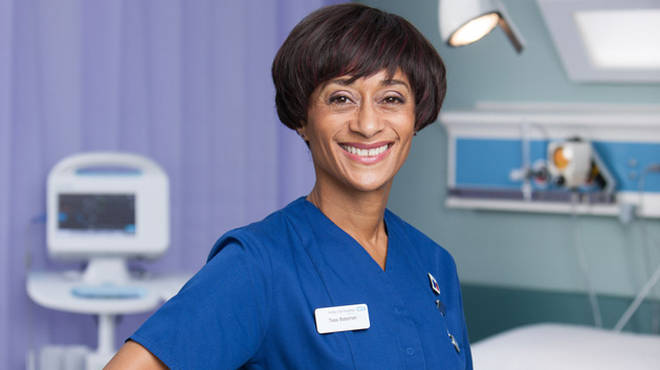 Suzanne Packer played Tess Bateman in Casualty