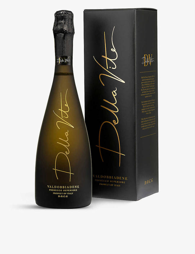 Della Vite is an award-winning prosecco from the Delevingne sisters
