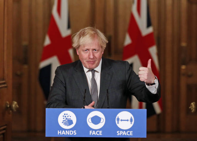 Boris Johnson will be outlining plans to exit lockdown later this month