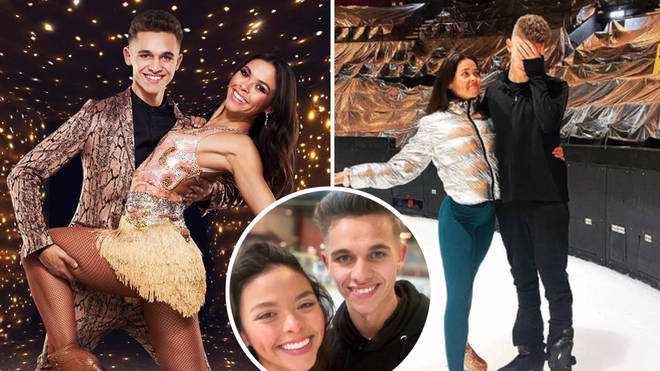 Joe-Warren Plant forced to quit Dancing On Ice after testing positive for Covid-19