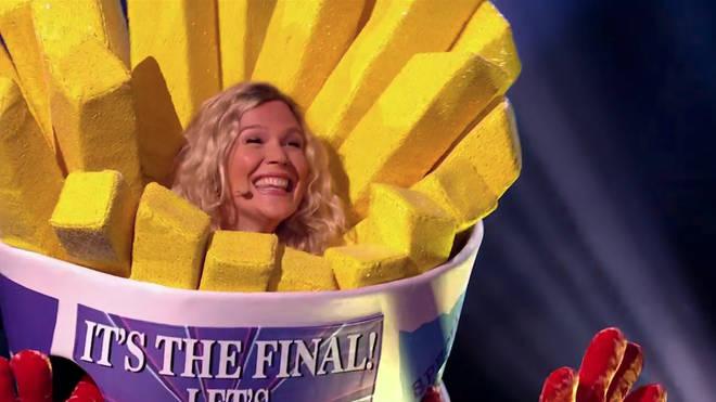 Joss Stone won The Masked Singer as Sausage