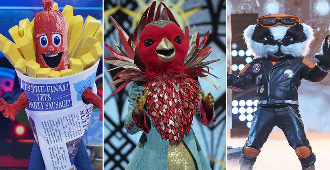 The Masked Singer final took place on Saturday night