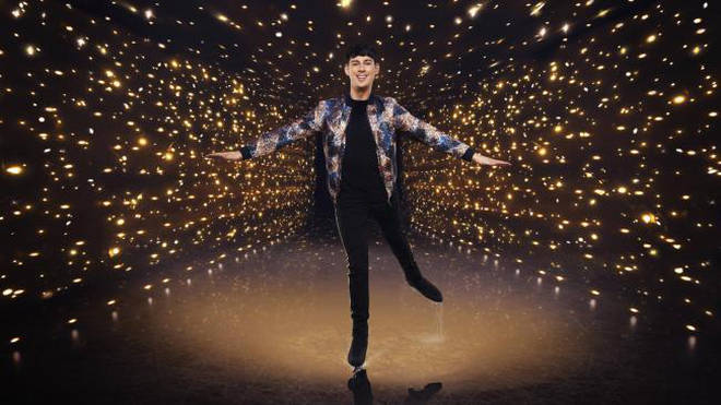 Matt Richardson was voted off Dancing on Ice