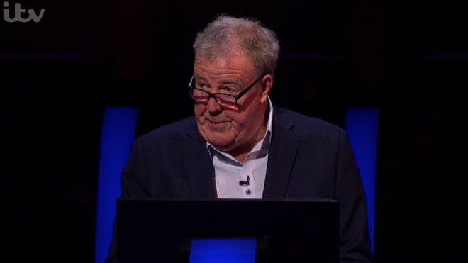 Jeremy Clarkson told the contestant 'you made a mess of it'