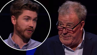 Jeremy Clarkson shocks Who Wants To Be A Millionaire viewers with savage goodbye to 'painful' contestant
