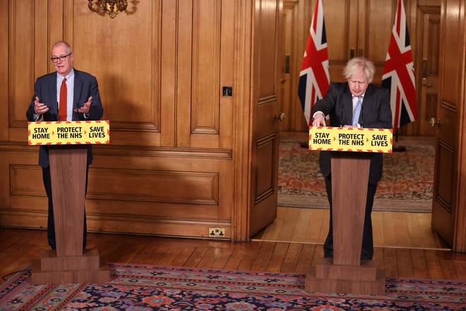 Boris Johnson will deliver a press conference today