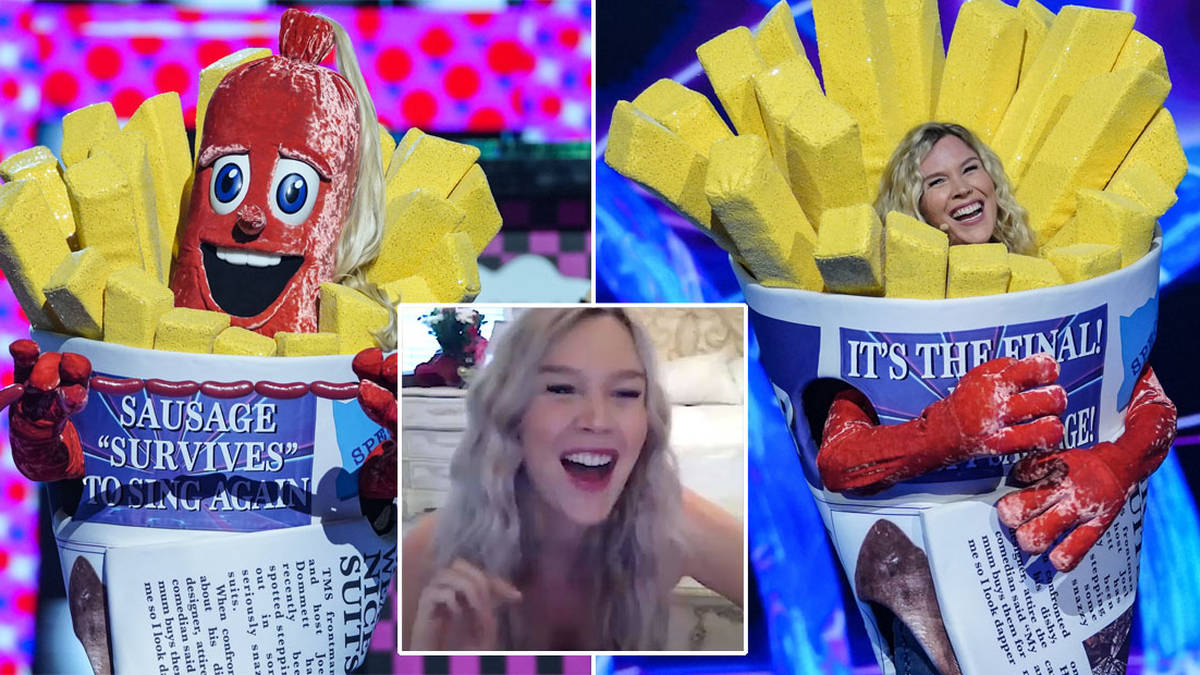 The Masked Singer winner Joss Stone reveals she didn't know the rules of the show until week three