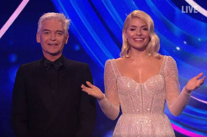 Holly and Phil will be taking a break from Dancing On Ice this week