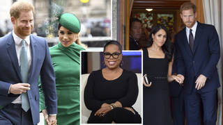 Meghan and Harry will appear in a 90-minute interview with Oprah