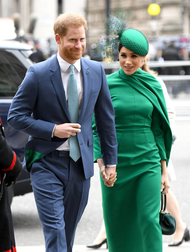 Meghan and Harry will also be talking about their expanding family after announcing their pregnancy