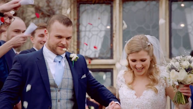 Michelle and Owen appeared on Married at First Sight UK last year