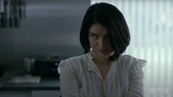 Eve Hewson plays Adele in Behind Her Eyes