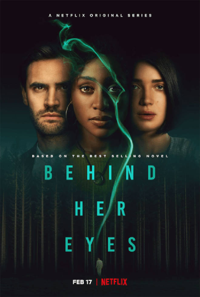 Behind Her Eyes is out now on Netflix