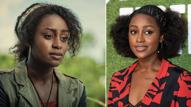 Simona Brown is the actress who plays Louise in Behind Her Eyes