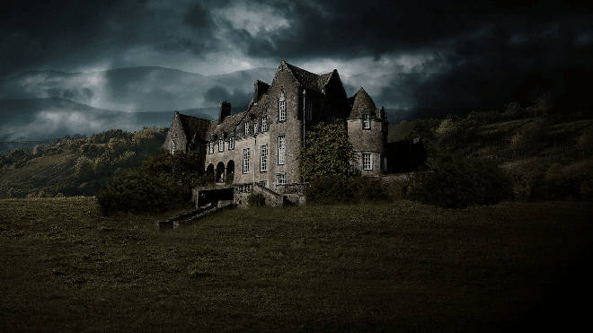 Eve's incredible family home is located in Scotland