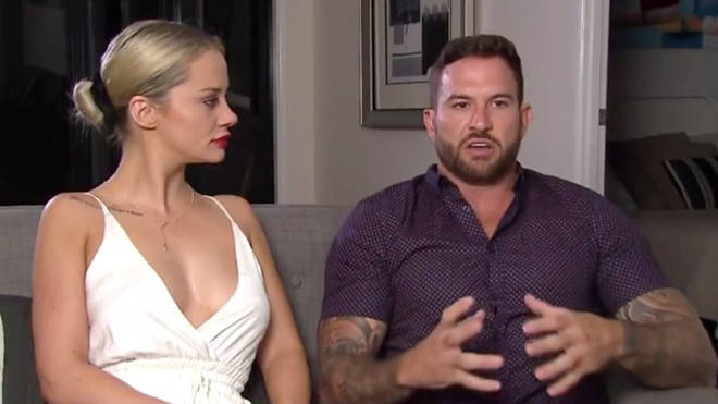 Jessika and Dan appeared on an episode of Talking Married
