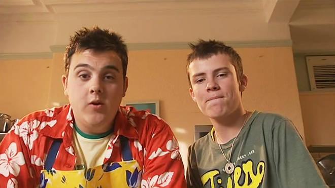 Ben Hanson played Bouncer in Tracy Beaker back in 2003