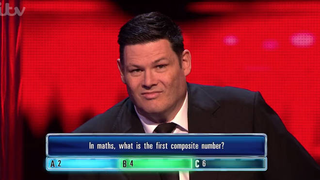 Mark admitted he had never heard of 'composite numbers'