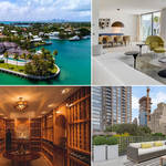 See inside the most viewed homes for sale in the world this year