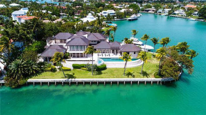 This Florida mansion is £13m