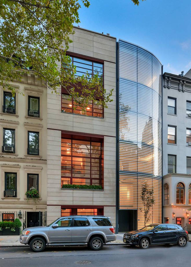 This townhouse in New York is bulletproof
