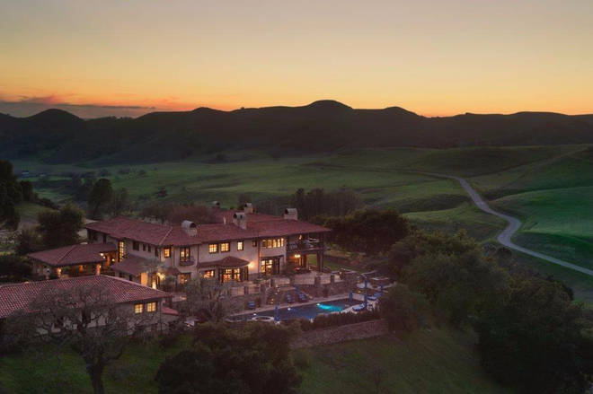 This Californian ranch could be yours for £28.8million