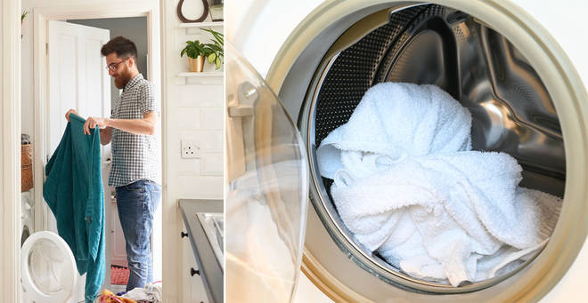 Expert advice on how you should be washing your towels (stock images)