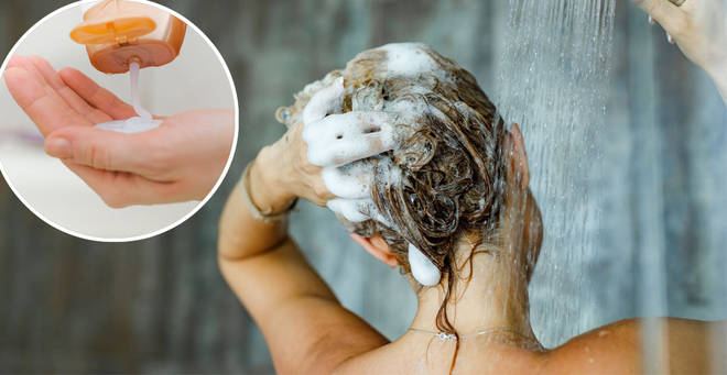 Are you washing your hair wrong? (stock image)