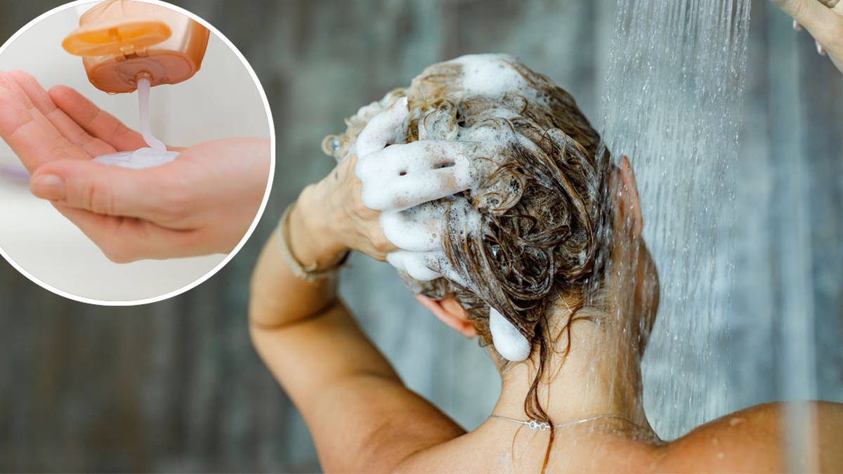 Hairdresser reveals the most common mistakes people make when shampooing