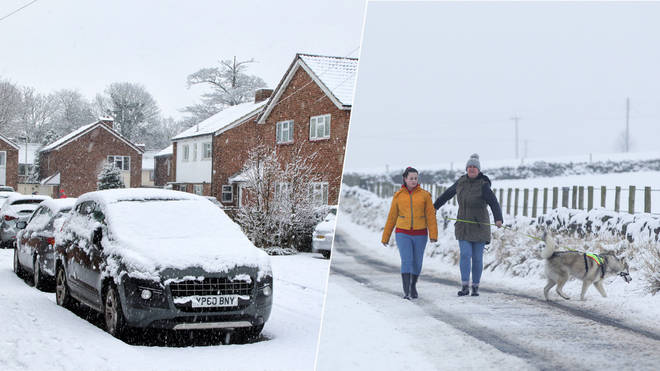The weather is set to turn chilly again next month